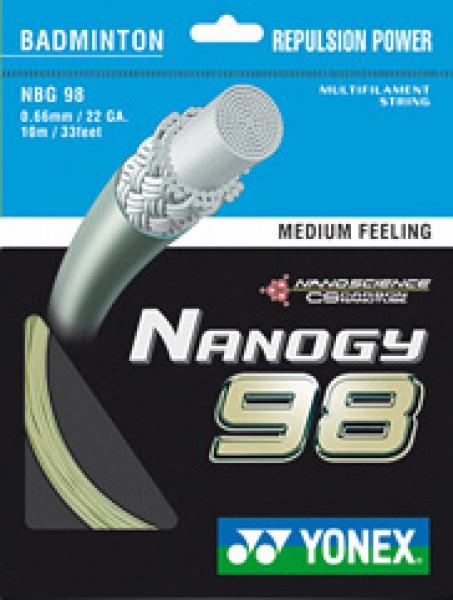 Yonex Nanogy 98 Neubesaitung   BTS-Sportshop