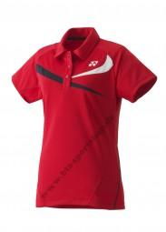 Yonex Lady Polo-Shirt 20240, M, rot
