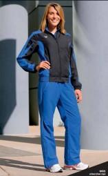 Erima Racing Line Präsentationsanzug, blau-schwarz, 34