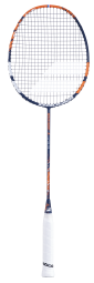 Babolat Satelite Gravity 74 orange, besaitet (Design 2020)
