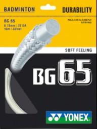Yonex BG 65 Set