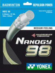 Yonex Nanogy 98 Neubesaitung