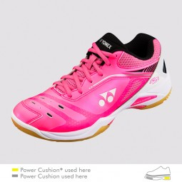 Yonex Power Cushion 65 X Lady pink (Größe 38)