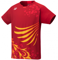 YONEX Shirt Men 10382 red 2020 Tokyo Edition