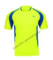 Li-Ning Unisex-Shirt Stone 15, gelb, XXL