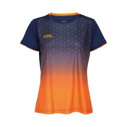 RSL Cirium Shirt Women blau-orange (NEU 2020)