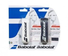 Babolat Syntec Feel weiß (Blister)