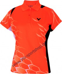 Victor Polo National female orange 6275
