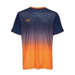 RSL Cirium Shirt Unisex blau-orange (NEU 2020)