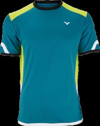 Victor T-Shirt Function Unisex petrol 6707 (2017), Gr. 152
