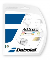 Babolat Addiction Neubesaitung