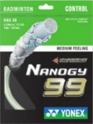 Yonex Nanogy 99 Neubesaitung